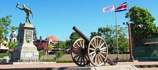 Breve historia de Costa Rica