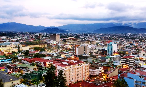 ¿Cuál es la capital de Costa Rica?