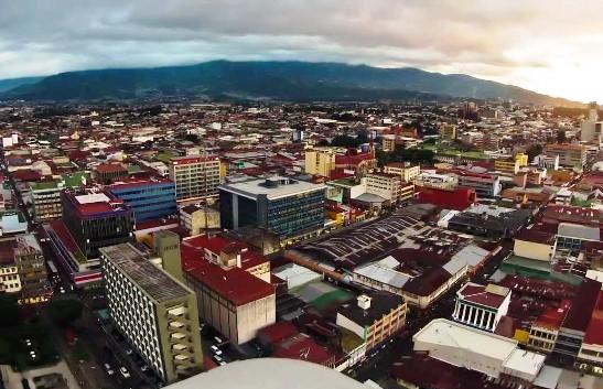 Principales ciudades de Costa Rica