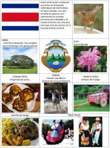 Símbolos patrios de Costa Rica