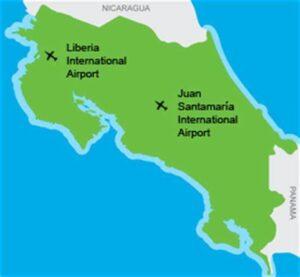 Aeropuertos de Costa Rica