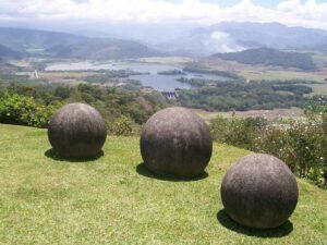 Sitios arqueológicos de Costa Rica